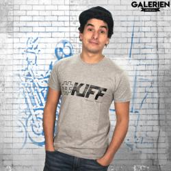 T-Shirt KIFF ! Gris