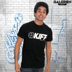 T-Shirt KIFF ! Noir