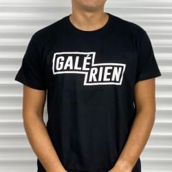 T-Shirt Galérien ! Noir