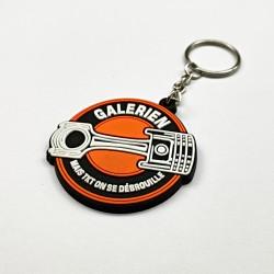 Porte clés Galérien Piston