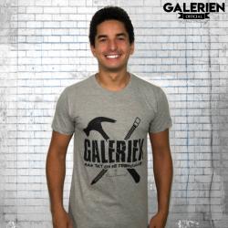 T-Shirt Galérien Mais tkt...