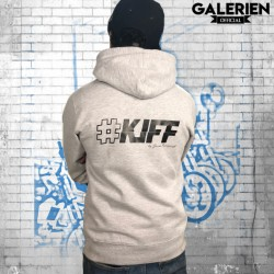 Sweat KIFF ! gris
